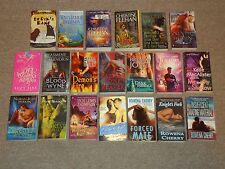 Lot 20 Paranormal Futuristic Romance Novels Joyce Feehan Davidson Cherry Showalt