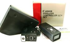Canon Wireless Controller LC-1 Set boxed MINT #36688