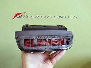 Aerogenics 3rd Brake Light Cover For 2003-11 HONDA ELEMENT