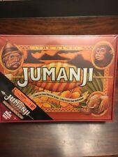 WOOD JUMANJI BOARD GAME Wooden Box CARDINAL EDITION Gift Quality full size Fun