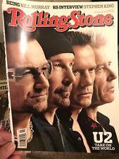 12 + U2 Clippings Bono The Edge Adam Clayton Larry Mullen Jr