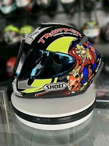 Full Face Helmet Motorcycle Gp Moto 93 Marquez X14 Marc Racing Ride Spirit Dot