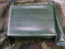 Croatian Military 24H Ration Pack food ration Type 2