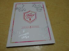 KOREA CD/GIRLS GIRLS - Juicy Secret /SIGNED!