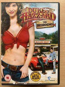 Dukes of Hazzard the Beginning DVD 2006 Feature Film Movie w/ April Scott