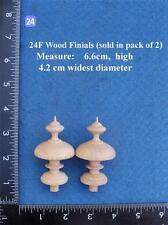 * Coppia di orologio/mobili ornamenti stile 24 F