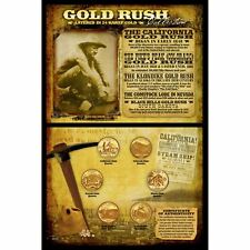 NEW American Coin Treasures Gold Rush Collection 334