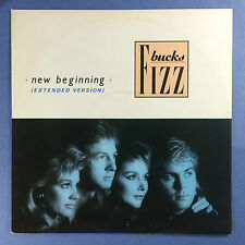 Bucks Fizz - New Beginning (Extended Version) Polydor POSPX-794 Ex+ A1/B1