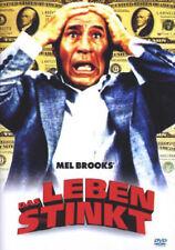 DAS LEBEN STINKT - Mel Brooks - RARITÄT - DVD *NEU *OVP