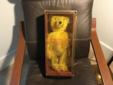 "Vintage 1980 Steiff ""PAPA BEAR"" 100TH ANNIVERSARY LIMITED EDITION ""SIGNED"" - NIB"