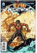NIGHTWING # 21 DC COMIC (AUG 2013) THE NEW 52 SERIES HIGGINS BOOTH NM 1ST PRINT