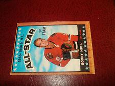 1966-67 Topps #125 Bobby Hull AS - Near Mint