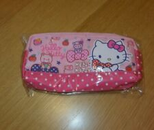 New Hello Kitty Makeup Cosmetic Bag Pouch Organizer Pen Pencil Party Favors Usa