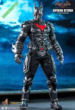 HOT TOYS OFFICAL BAT-MAN ARKHAM KNIGHT BATMAN BEYOND VGM39 1/6 NEW