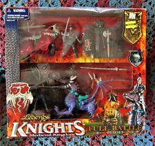 Chap Mei Legends of Knights Full Battle Playset