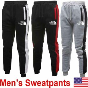 Athletic Workout JJHAEVDY Mens Loose-fit Sweatpants Athletic Fleece Joggers Pants Running Trousers for Jogging Gym