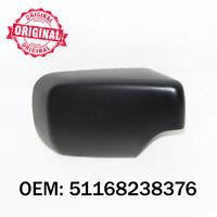 Lado Derecho Carcasa Espejo Retrovisor Negro Carcasa para BMW 3 Series E46 98-05