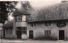 Felpham Fox Inn Pub Nr Bognor Regis unused RP old pc Norman