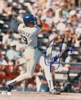 Juan Gonzalez Autographed Signed 8x10 Photo ( Rangers ) REPRINT