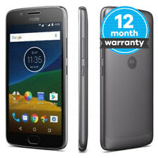 "Motorola Moto G5 - 16GB - Lunar Grey (Unlocked) Smartphone - 5"" Touchscreen 13MP"