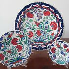 Turkish Ceramic Plates - Handmade