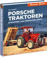 Porsche Traktoren Typenatlas Typen Modelle Schlepper Traktor Baureihen Buch Book