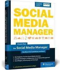 Der Social Media Manager von Vivian Pein (2017, Gebundene Ausgabe)