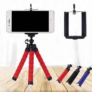 Universal Flexible Sponge Octopus Tripod For Smartphone and Action Camera Holder