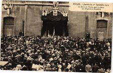 CPA  Sedan - Journée du 1er Septembre 1910 -La Sortie de l'Eglise aprés (224928)