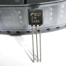 10Pcs 2N5484 N-Channel RF Amplifier Transistors TO-92