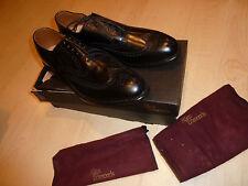 NEW $370 ALLEN EDMONDS Chester Sz 13 AAA 3A Black Dress Shoes Made in USA Box