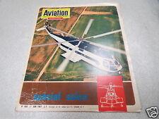AVIATION MAGAZINE N° 468 - 1967 - Spécial Salon - Le PM-X - Supe Skymaster 337 *