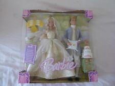 BARBIE PRINCESS WEDDING DOLL GIFT SET 2005 - MATTEL H7451 - NEW