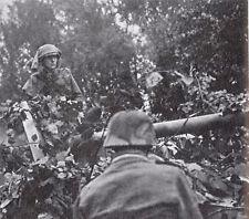 6x4 Gloss Photo ww1F4 Normandy Calvados Benouville 1944 8