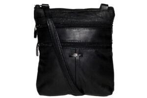 Lorenz Sheep Nappa Slim Body Bag