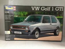 +++ Revell VW Golf 1 GTI 1:24 07072