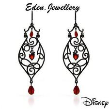 RARE & Collectible Disney Couture SNOW WHITE Earrings Simulated Gemstone 1 LEFT