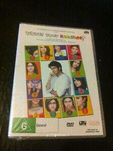 What's your raashee? DVD New Indian Hindi Urdu Pakistani Bollywood TV show Hindu