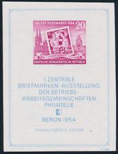 DDR, Block 10 XII PF II, postfrisch, Fotobefund Paul, Mi. 400,-