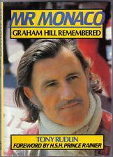 Mr Monaco Graham Hill Remembered by Tony Rudlin Pub. PSL 1983