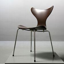 Arne Jacobsen Stuhl Lilie 3108 the Lily Seagull Chair, Fritz Hansen, Denmark