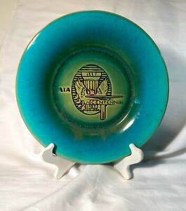 VINTAGE RARE 1957 + AIA + AMERICAN INSTITUTE OF ARCHITECTS * BICENTENNIAL PLATE