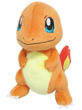 "Pokemon  All Star Collection (PP18) Charmander 6.5"" Sanei Plush Pokemon Go"