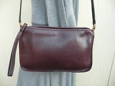 Vtg 70S COACH  390 8348 BONNIE CASHIN NYC MADE CROSS BODY SHOULDER BAG PURSE