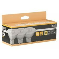 Diall MR16 345lm LED Light Bulb 4.8W (35W) Warm White - Pack of 3