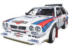 "LANCIA DELTA S4 #5 ""MARTINI"" RALLY WINNER ARGENTINA 1986 1/18 BY AUTOART 88621"