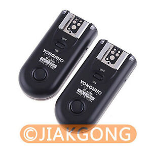 Yongnuo RF-603 N1 Wireless Remote Flash Triggerfor Nikon D800 D700 D300 D200 D3X