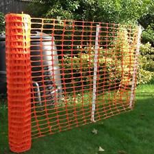 PLASTICA arancio barriera Mesh-Cane, PET, pollo, evento, Scherma 5,5 KG - 1m x 50m