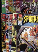 Auswahl = SPIDER-MAN SPECIAL 1 - 10 +  Weihnachtsspecial  Neuwertig