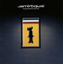 JAMIROQUAI - Travelling Without Moving (CD 1996) USA First Edition EXC
